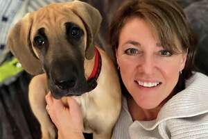 Debbie Bellagamba is the owner of the Newtown business Petzercise.