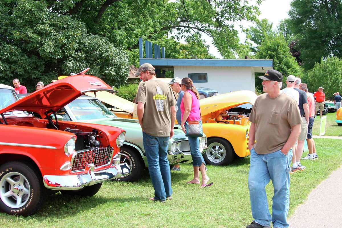 The Collector Car Show is back in Frankfort on Aug. 20. (File Photo)