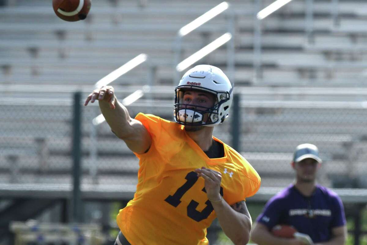UAlbany quarterback Jeff Undercuffler was unavailable against William & Mary, coach Greg Gattuso said, and is likely to play against fifth-ranked Villanova this week.