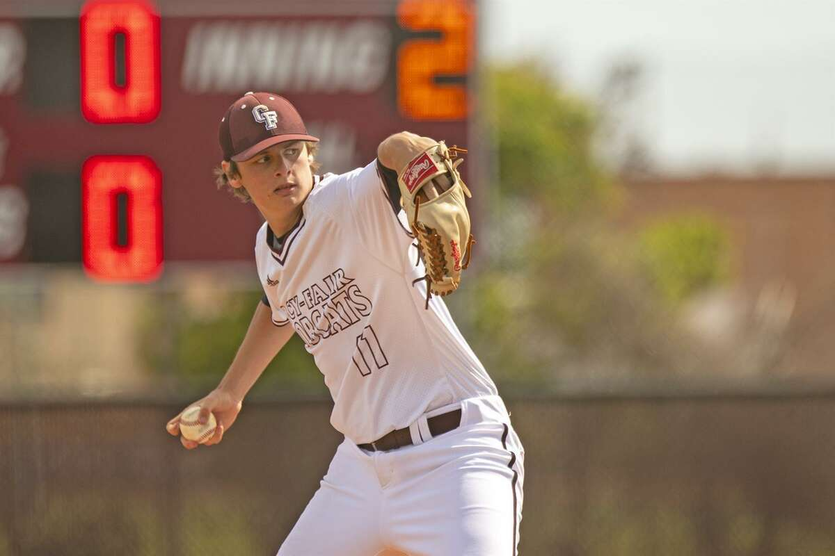 Cy-Fair High School graduate Gray St. Amant was named to the Texas Sports Writers Association Class 6A all-state second team.