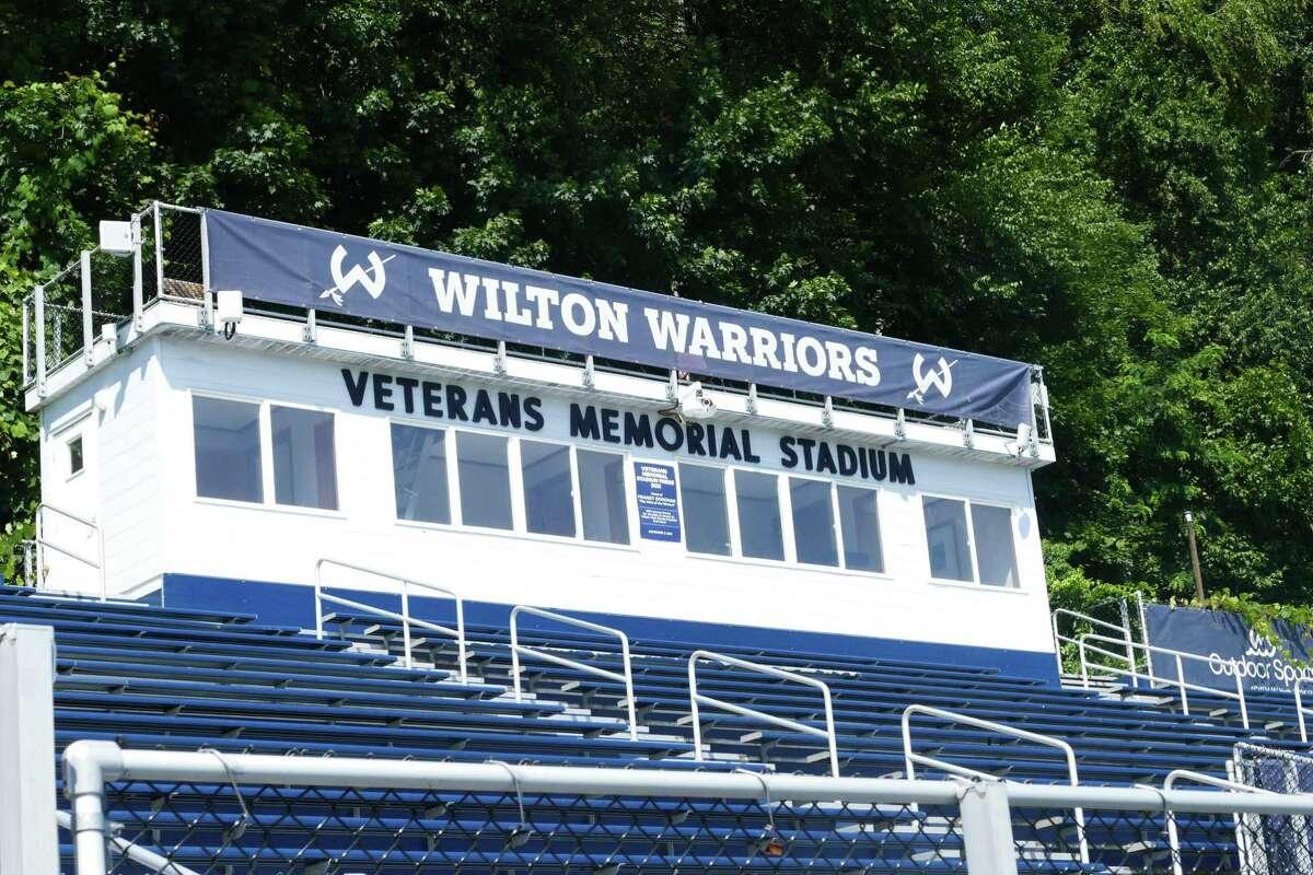 Wilton's Veteran Memorial Stadium