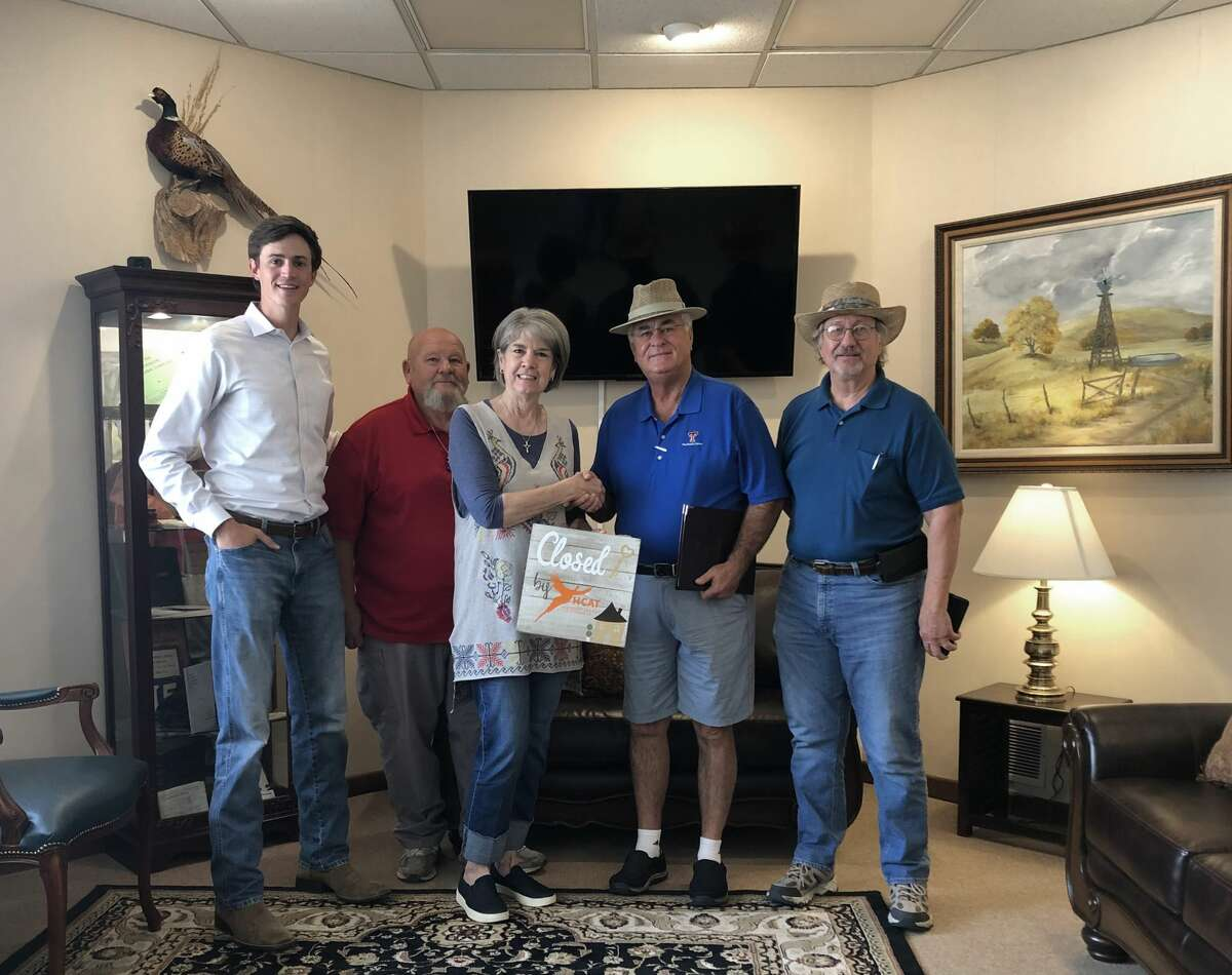On Wednesday, longtime Plainview Freemasons Ernie Gandy and Don Thurman met with Ranada and Jimmy Jack to sign the final closing paperwork effectively turning over the building and marking the beginning of new partnerships and business ventures.