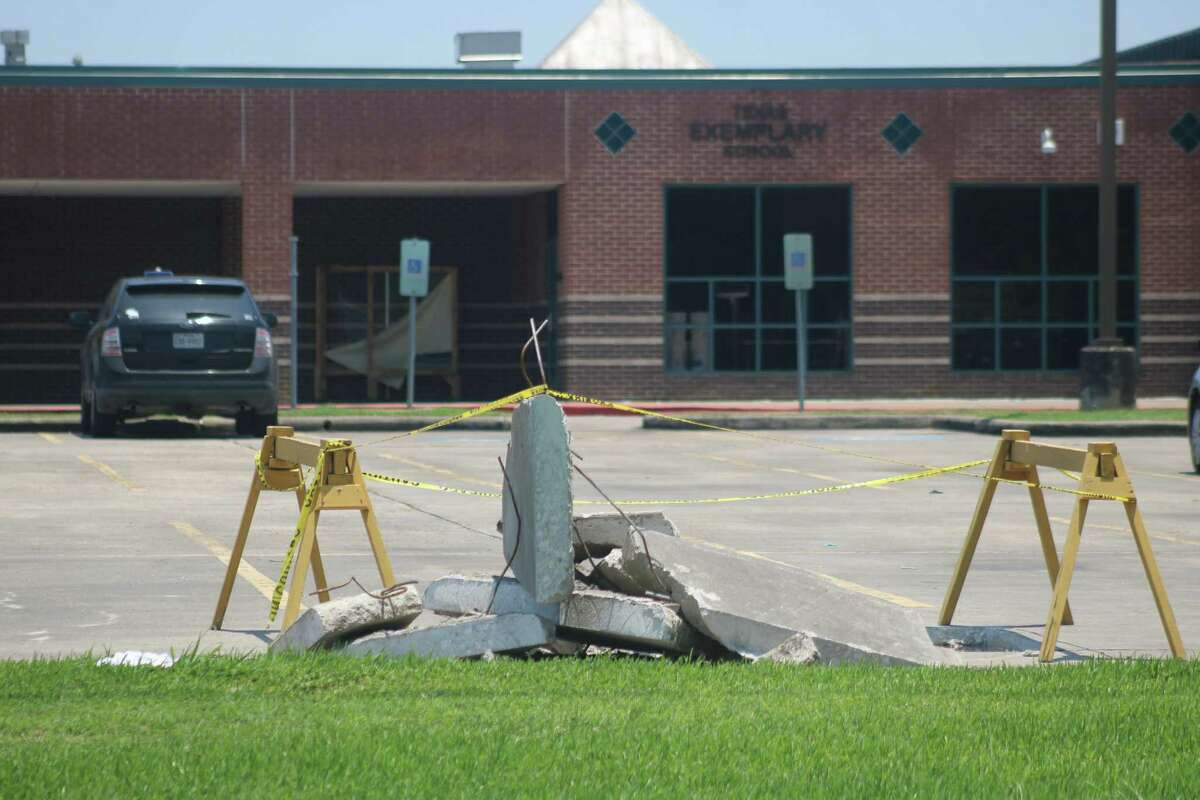 After preparations such as repairing potholes in the Zue Bales Intermediate School parking lot, Friendswood ISD is ready for the challenges of the 2021-22 school year. A back-to-school celebration is set for 7 p.m. Aug. 12 at 208 W. Spreading Oaks St.