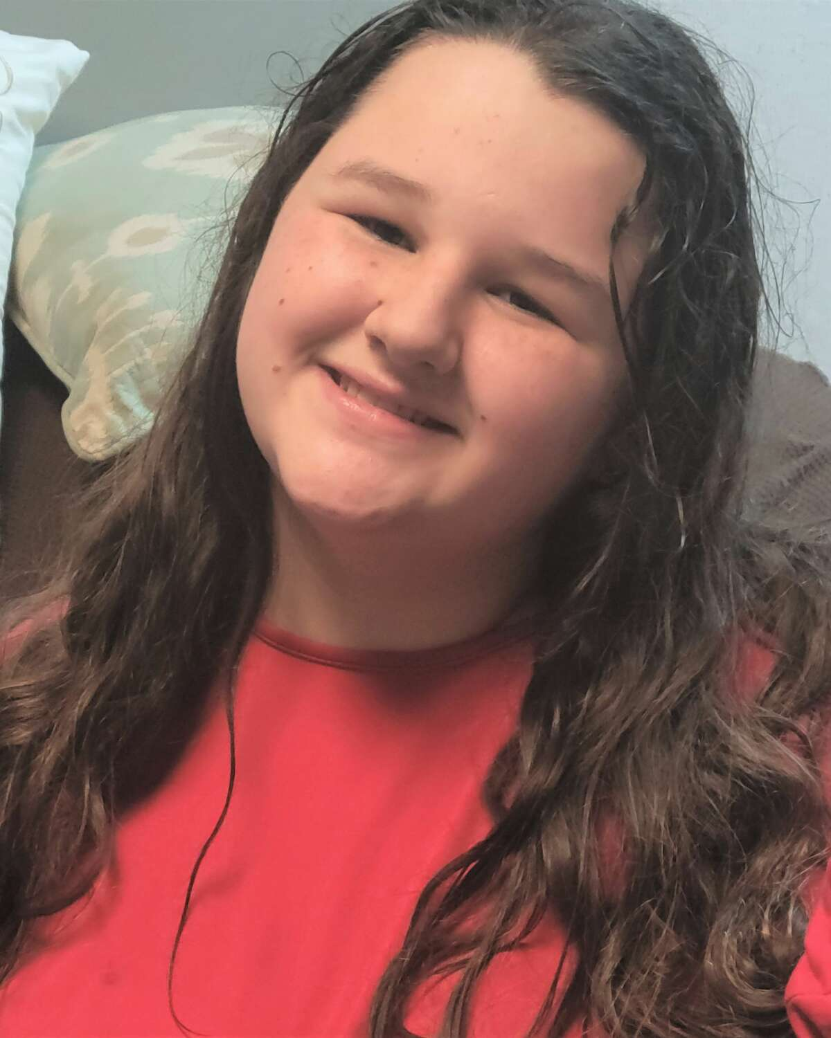 Alisha, 13, is one of the kids listed on the Texas Adoption Resource Exchange (TARE) website.