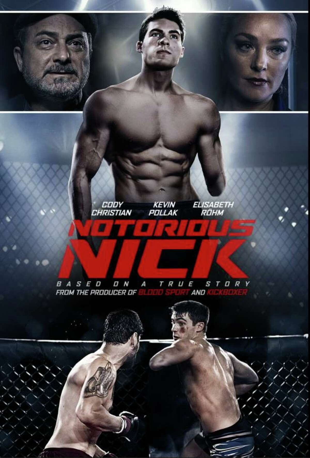Notorious Nick, a feature film based on the life of mixed martial arts fighter Nick Newell.
