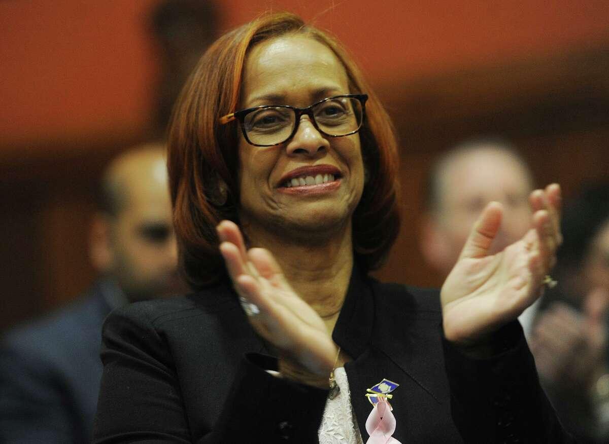 Rep. Toni Walker, D-New Haven,