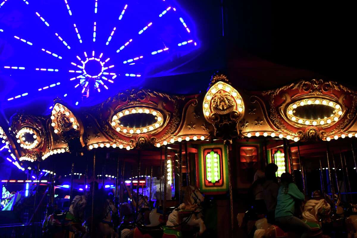 A cool and wet weekend didn't slow the flow of visitors to the Bethlehem Fairgrounds on Route 61 in 2019. The fair returns this year Sept. 10-12.