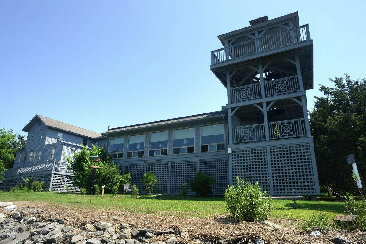 Connecticut Audubon Society Coastal Center at Milford Point, in Milford, Conn. Aug. 6, 2021.