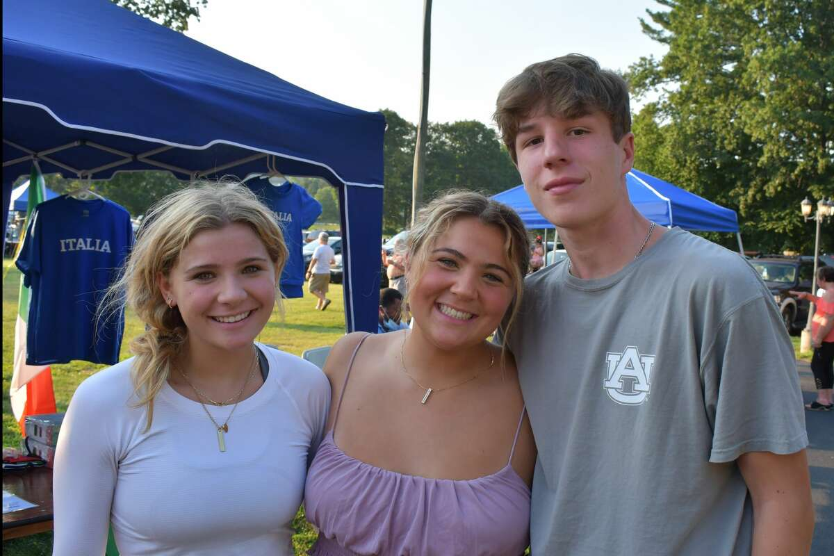 The Danbury Italian Festival took place August 6-8, 2021 at the Amerigo Vespucci Lodge. Festival goers enjoyed live entertainment and traditional Italian food. Were you SEEN?