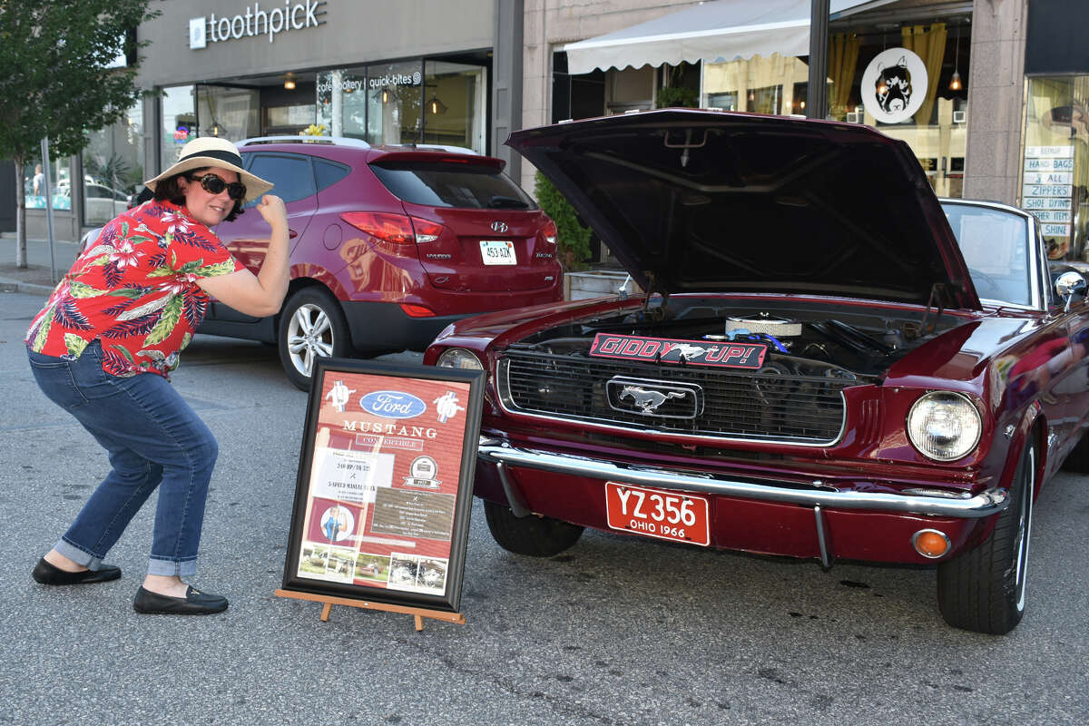 The Torrington Volunteer Fire Department hosted a car show on Friday, Aug 6, 2021 on Main Street in Torrington, Conn. Were you SEEN?