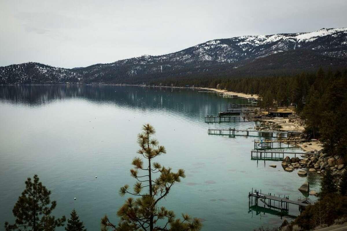 Incline Village, Nev., on the shoreline of Lake Tahoe.