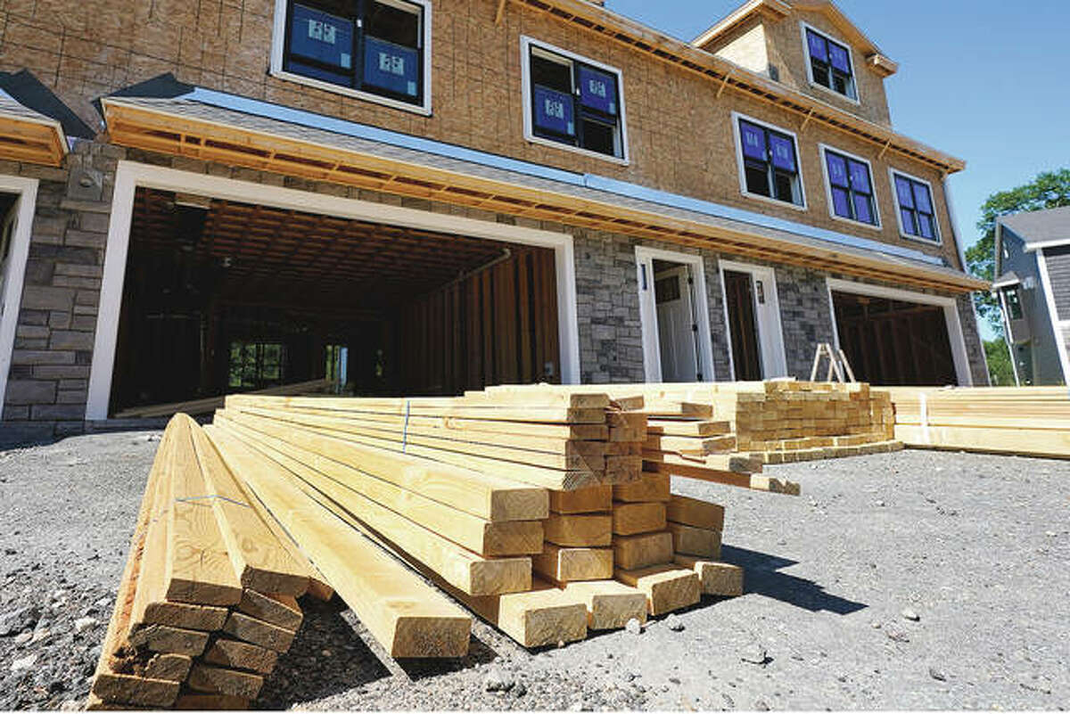 Wood prices have skyrocketed over the past year, leaving would-be home renovators deciding whether to wait out the high costs or move forward on a project that's more expensive than it would have been a year ago.
