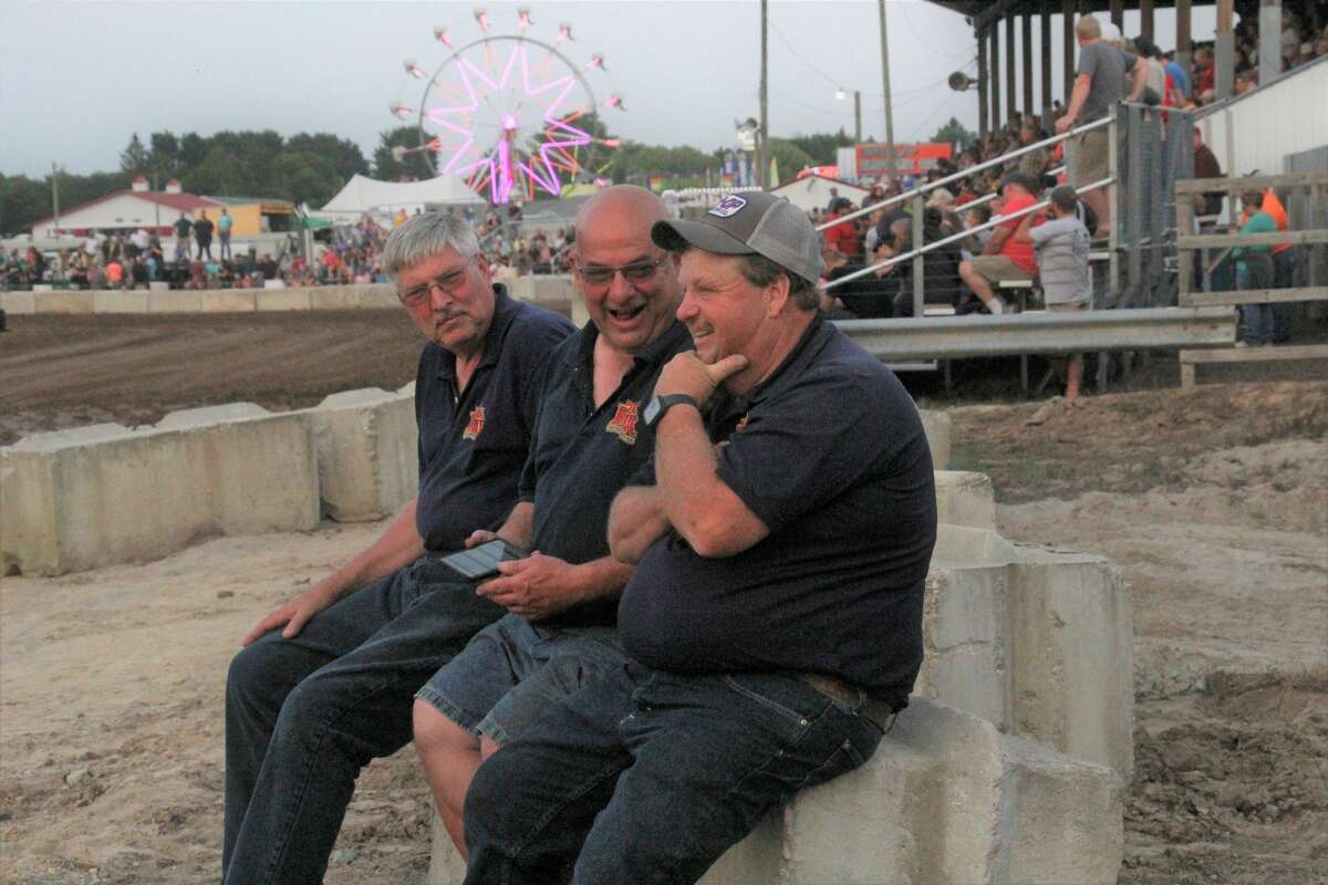 There was plenty of fun to be had on Friday at the Huron Community Fair.Free ice cream, pig races, bingo and the midway kept fairgoers entertained on a warm afternoon, and the good times culminated with the Redneck Truck Race on Friday night at the Grandstand.