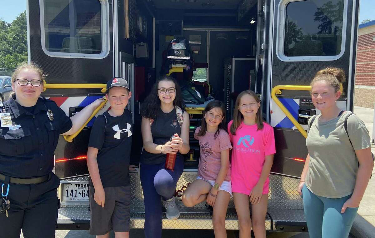 Magnolia ISD's Summer Camp Adventures put together a new Teen Leaders Camp, headed by Magnolia West High graduate and current Texas A&MstudentGivanna Fly.