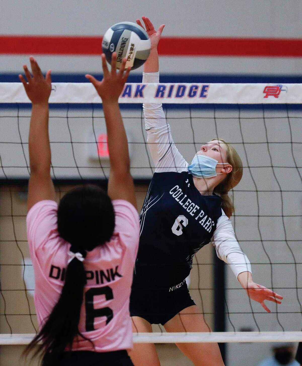 College Park outside hitter Mallory Madison returns as one of the Lady Cavaliers' main contributors.