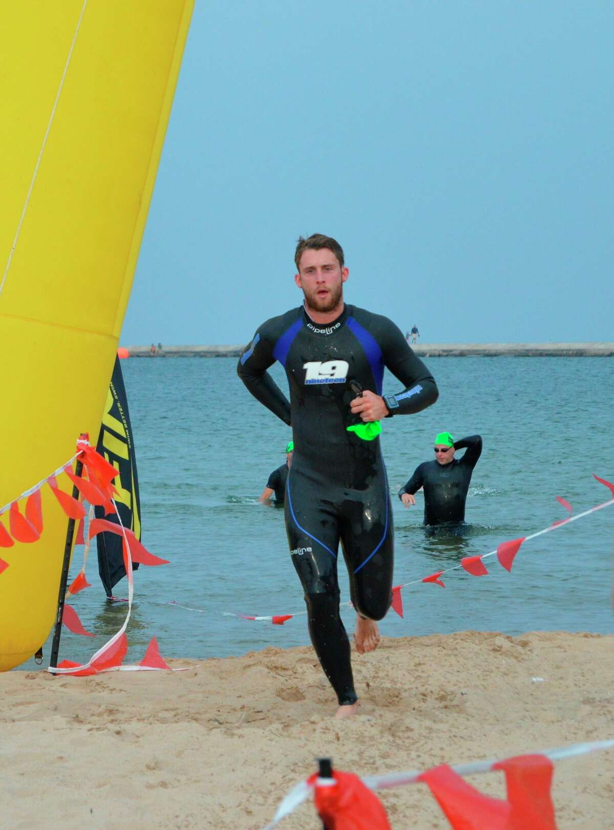 Six men inspired by Michigan native Anthony Anzell (pictured) will attempt an UltaTri endurance event to raise money to find a cure for hereditary hemorrhagic telangiectasia. (Courtesy Photo)