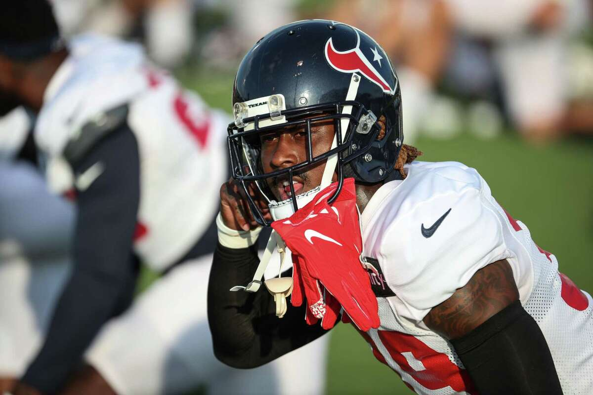 Terrance Mitchell will miss the Texans' game against the Panthers on Thursday after suffering a concussion during Sunday's loss at Cleveland.
