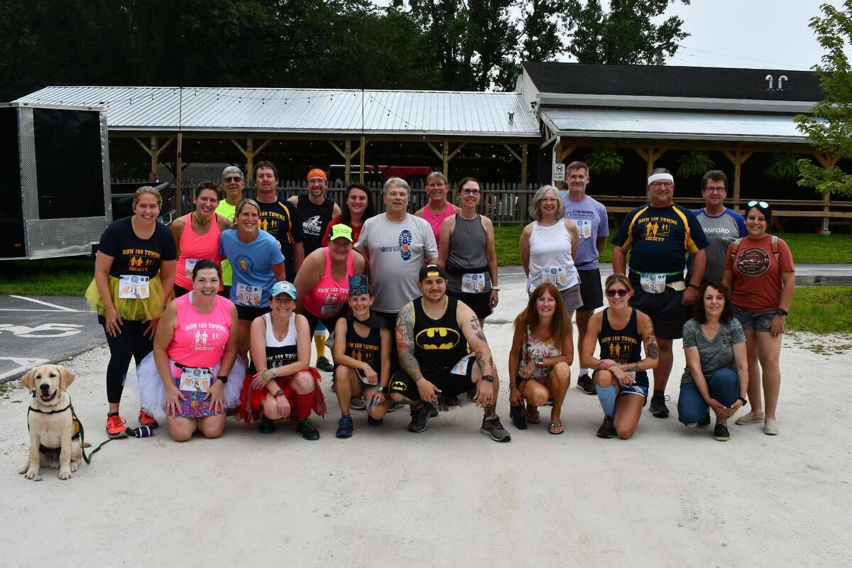 The Housatonic River Brewing Company hosted its second 5K race on Saturday, Aug. 7, 2021 at the New Milford, Conn. brewery. Were you SEEN?