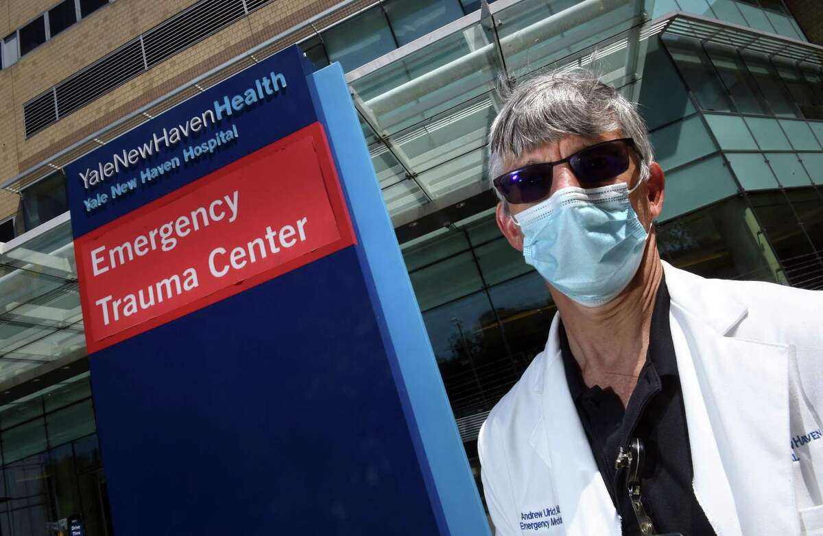 Dr. Andrew Ulrich, Vice Chair of Clinical Operations, Dept. of Emergency Medicine, Yale New Haven Hospital