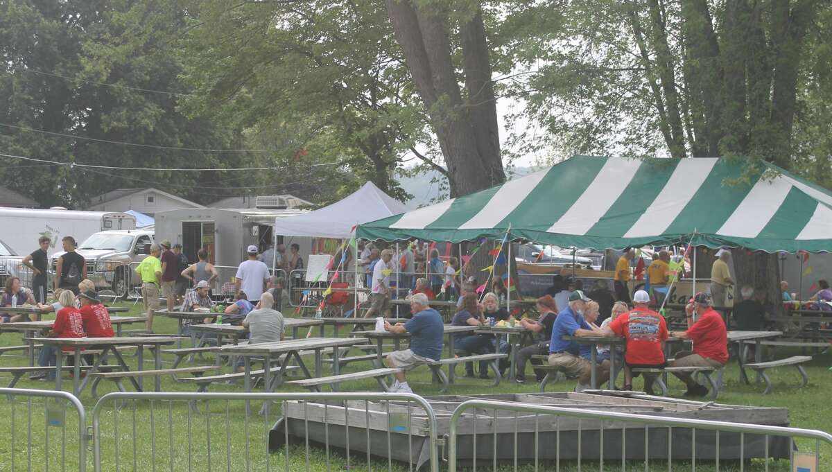 Onekama Days drew plenty of people over the weekend with its many activities and events.
