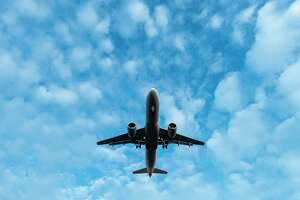 Commercial planes provide weather forecasters with vital data. so widespread flight cancellations could hurt local weather reports. (WCMU photo)