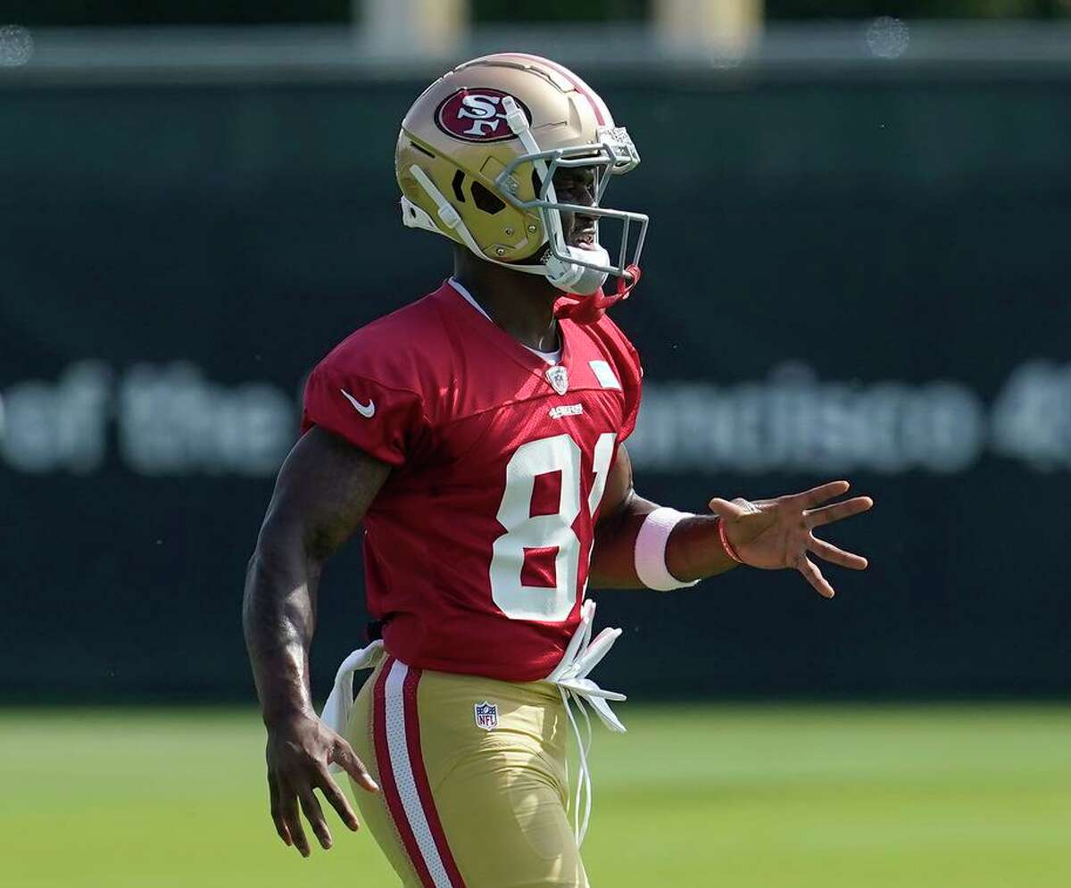 Trent Sherfield, a special-teams standout with Arizona, hopes the 49ers find a bigger role for him as a wide receiver.