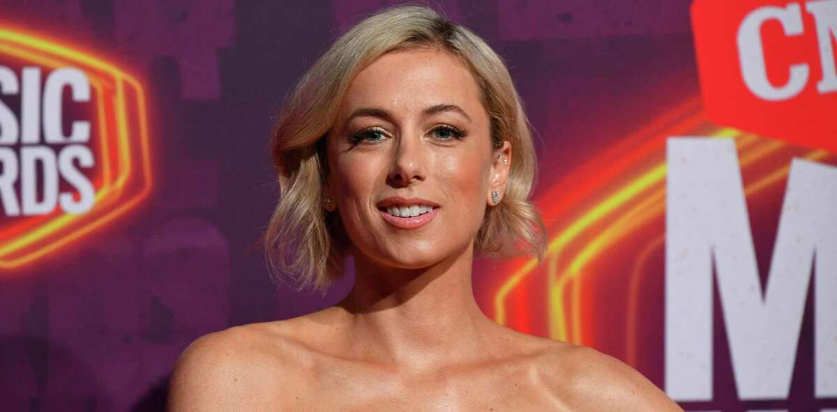 Comedian Iliza Shlesinger will be at the Tobin Center on Friday.