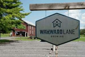 Exterior of Wayward Lane Brewing on Friday, Aug. 6, 2021 in Schoharie, N.Y.
