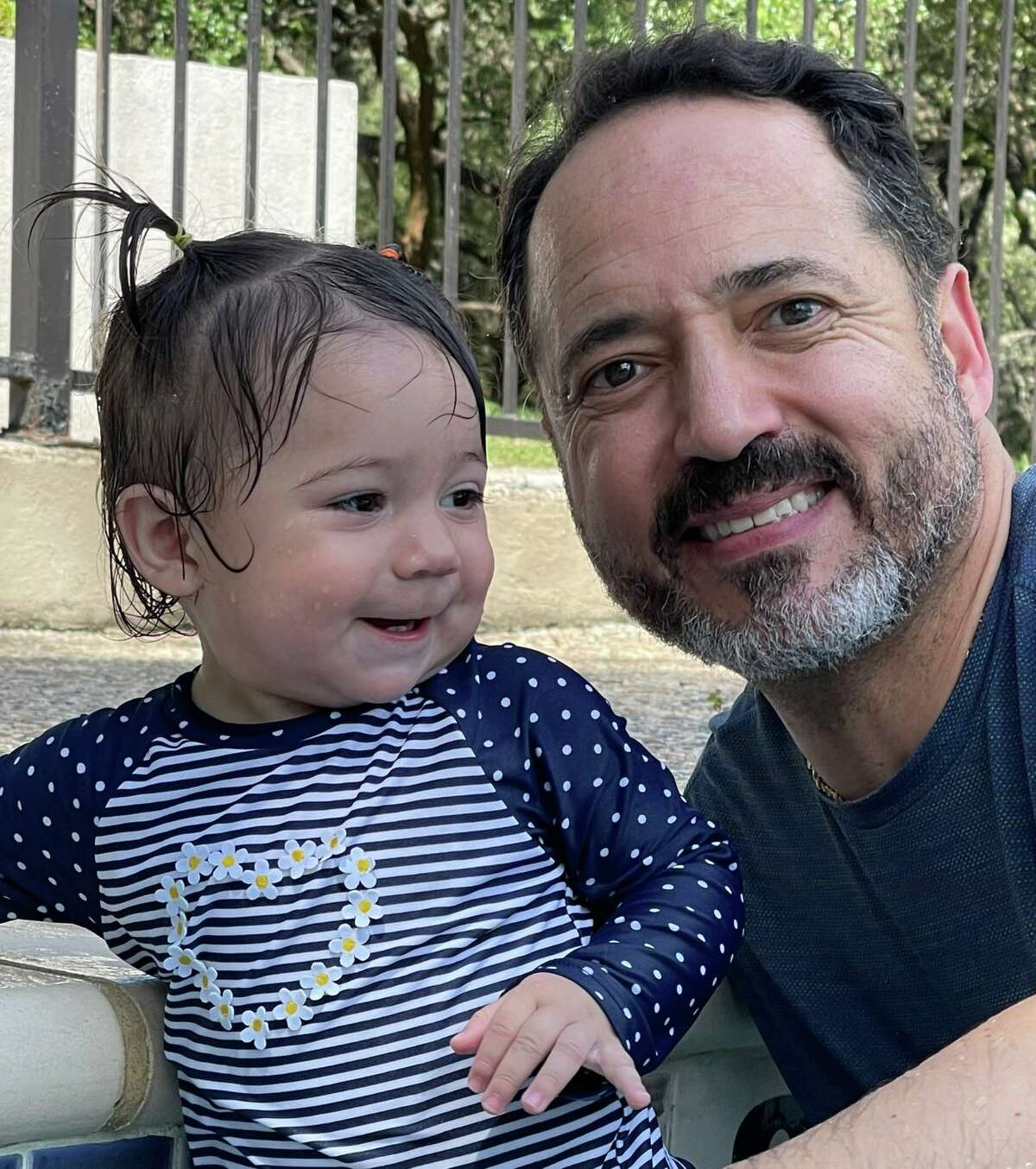 In social media posts last weekend, State Sen. José Menéndez shared that his granddaughter, Adalisa, tested positive for COVID-19 despite his entire family being vaccinated. Yesterday he announced he and two other family members have tested positive.