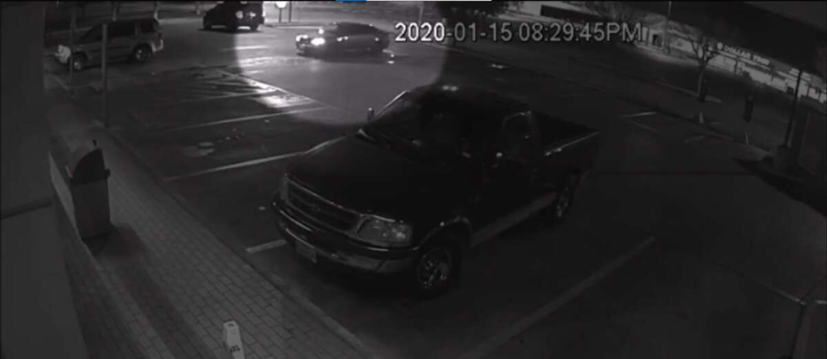 San Antonio police are searching for this vehicle, which may have been used in the double murder of Vanessa Mujica and Kyle Warren in 2020