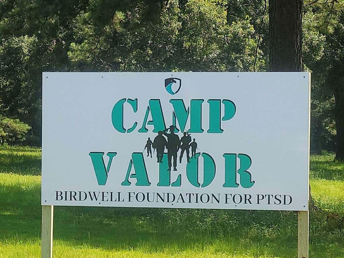 The Birdwell Foundation is opening Camp Valor near Conroe. The goal of the camp is to help veterans and first reponders dealing with PTSD and addiction.