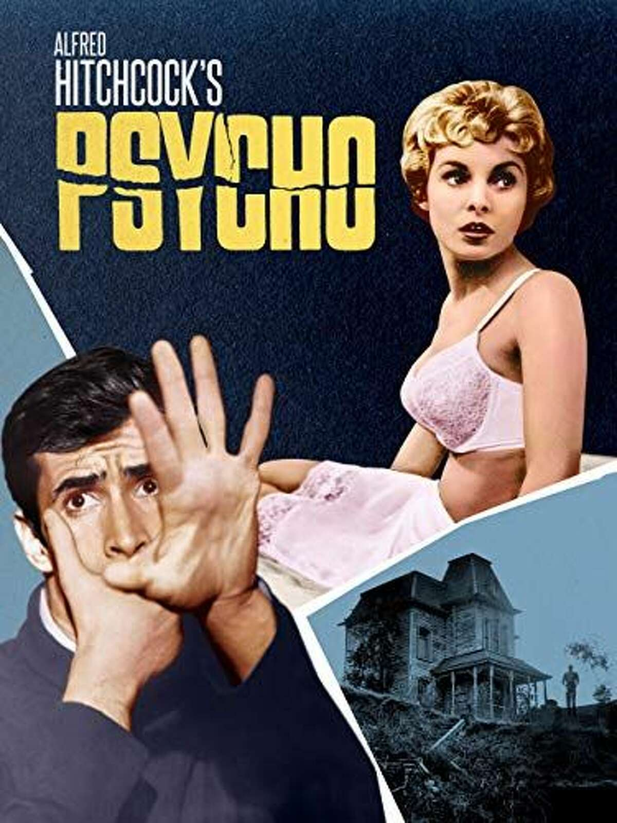 8) Psycho (1960): $14.99 STREAM NOW When Marion Crane runs off with stolen money and retreats to the run-down Bates Motel, the deranged motel owner pays her an unwelcome visit.