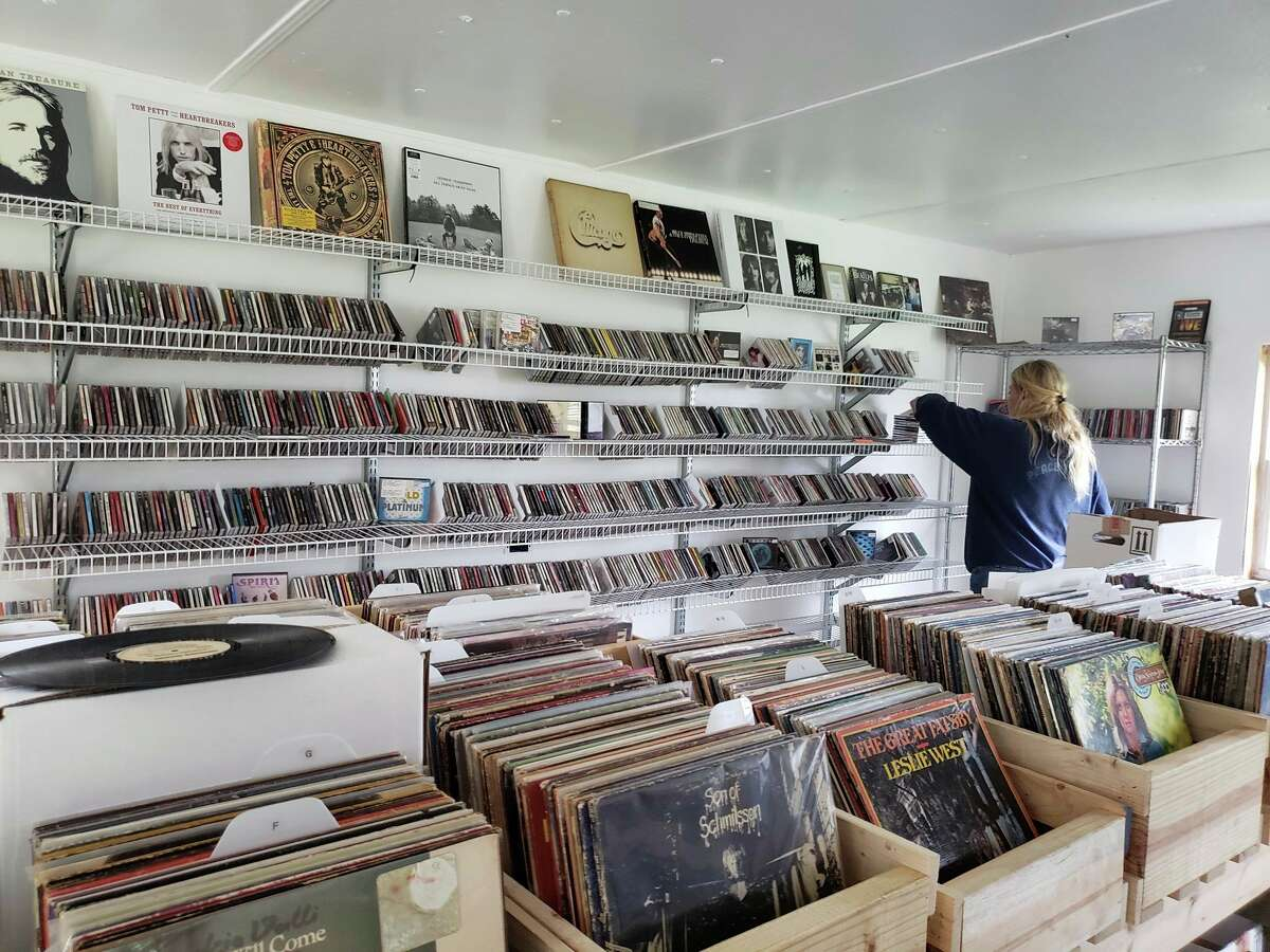 Uncle Ed's Records offers a selection of new and used vinyl records and CDs, as well as services to transfer LPs or CDs to digital or create a library. The store also sells and buys CDs, vinyl records, DVDs, stereos, turntables, tuners, amps, speakers, and other items. (Courtesy/Ed Schultz)