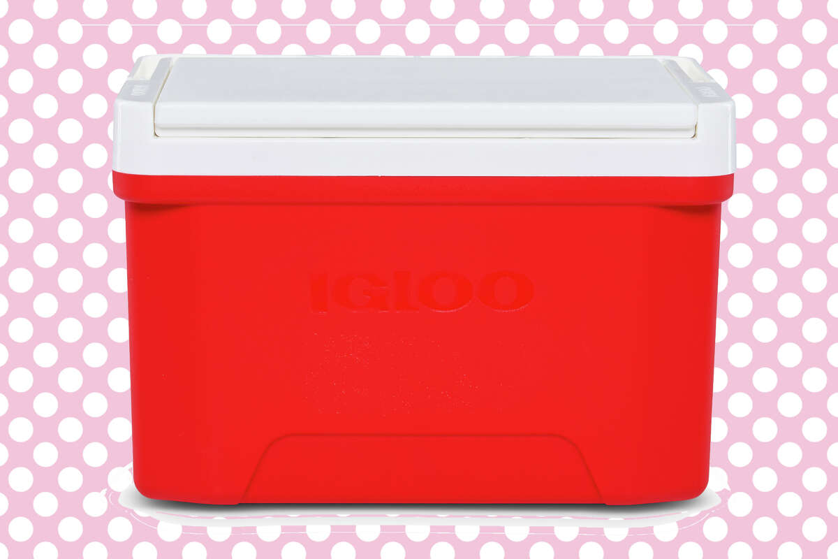 Igloo 9 qt personal cooler