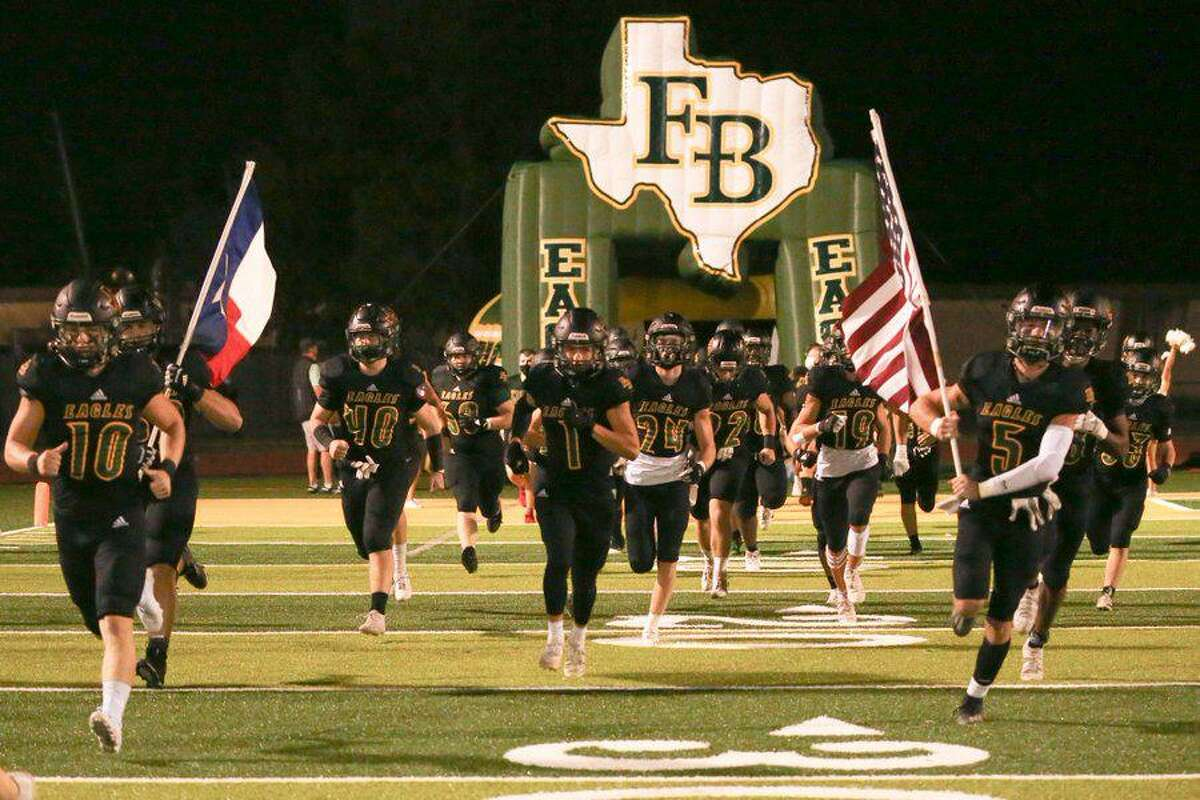 The Fort Bend Christian Academy football team defeated Corpus Christi John Paul II 55-7 for its first playoff victory since 2016.