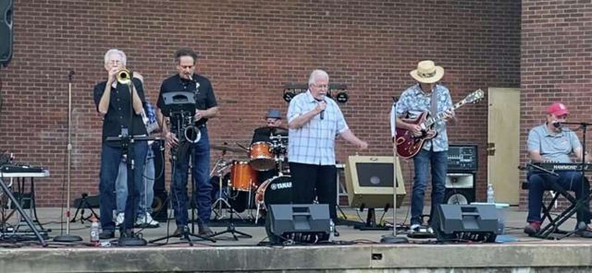 Frankie K and the House Shakers will perform at Civic Park, 1301-1323 Niedringhaus Ave., in Granite City Wednesday, Aug. 11 at 7 p.m.