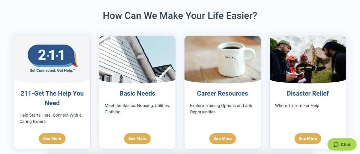 The new website from United Way of Western Connecticut provides various resources in one place for working families who struggle to meet basic needs.