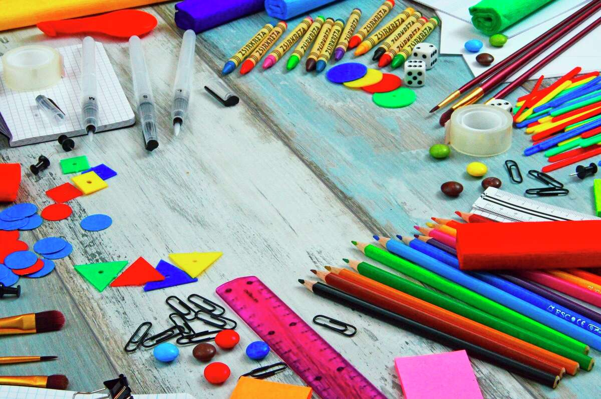 Manistee resident Danyal Blakeslee is collecting school supplies and backpacks which will be distributed to students on a first come, first serve basis at First Street Beach on Aug. 29. (Courtesy photo/Pixabay)