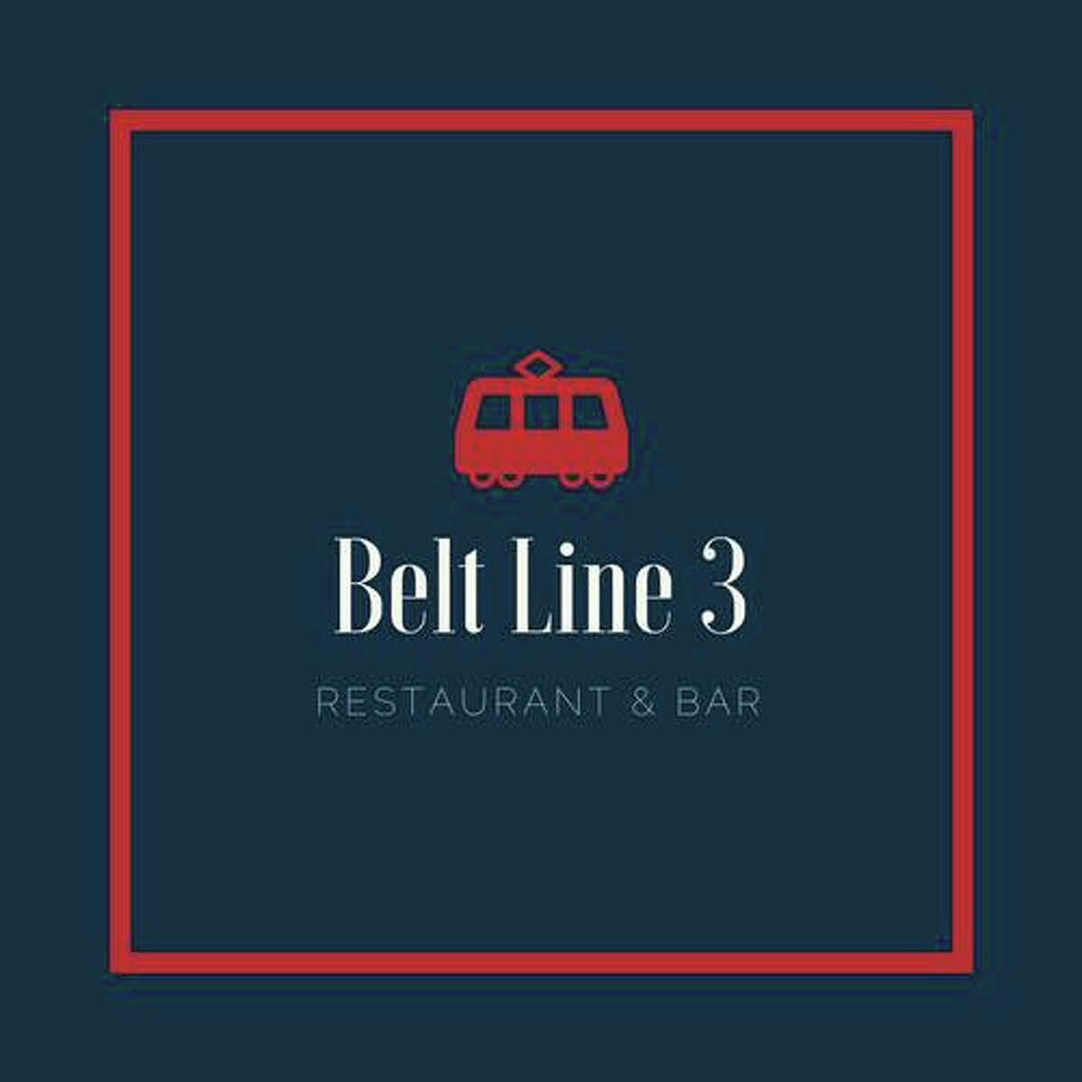 The logo for Belt Line 3 Restaurant & Bar, being readied for an opening in the coming weeks at 340 Hamilton St., in Albany's Park/South neighborhood. (Provided photo)