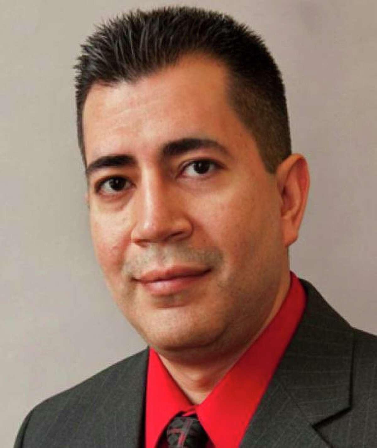 State Rep. Ezequiel Santiago of Bridgeport.