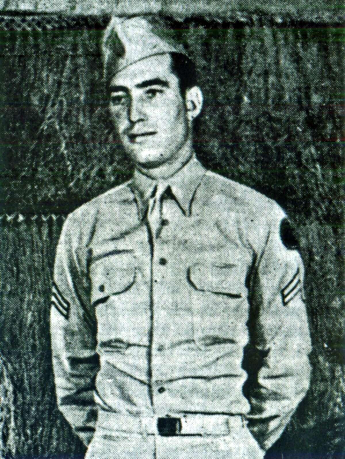 Sgt. John E. Hurlburt