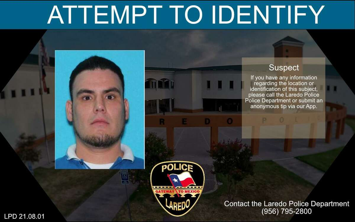 The Laredo Police Department announced on Friday that Gustavo Bouvier-Hernandez, 35, is wanted for the alleged sexual assault of a child.