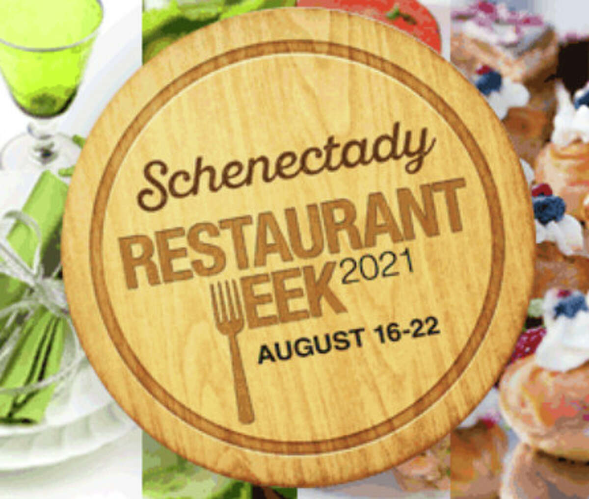 Normally held in late winter, Schenectady's Restaurant Week returns for a summer edition. (Provided photo)