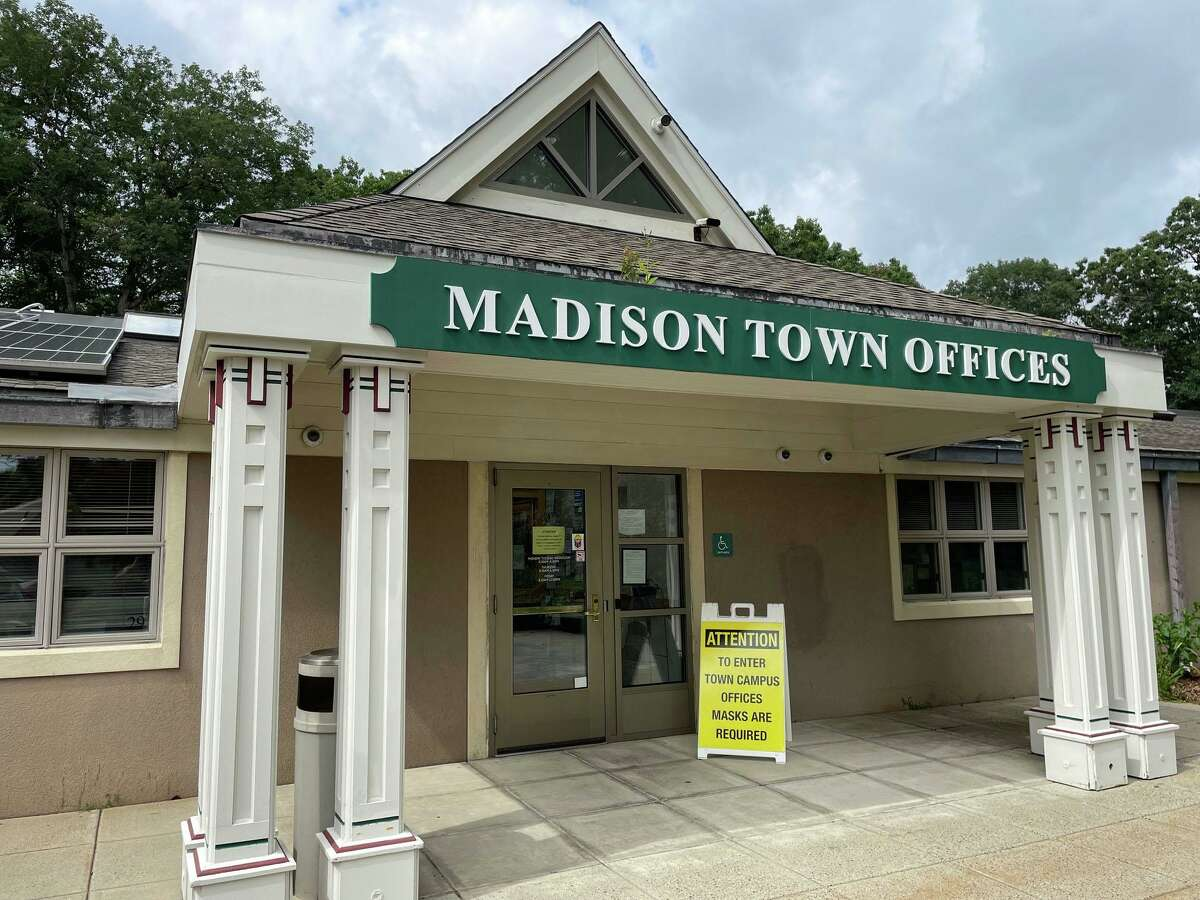 Visitors to Madison Town Campus are required to wear masks.
