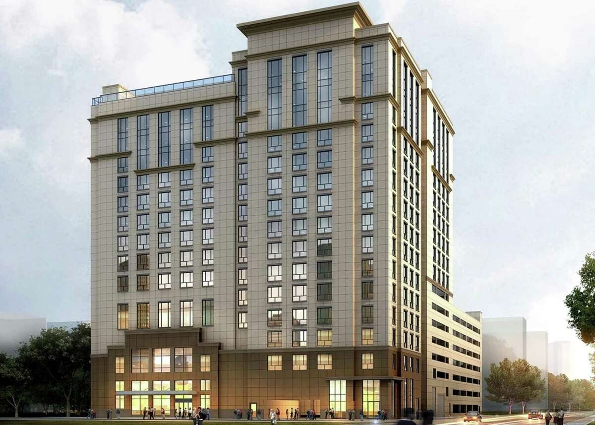 Blossom Hotel Houston is located at 7118 Bertner Avenue and is set to open in late summer 2021.