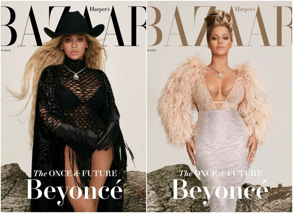 Beyoncé, who turns 40 on Sept. 4, celebrates the milestone by posing for the cover of Harper's BAZAAR's coveted September issue.