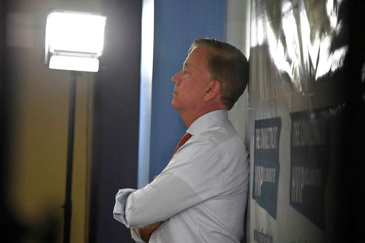 Connecticut Gov. Ned Lamont in Hartford in July.