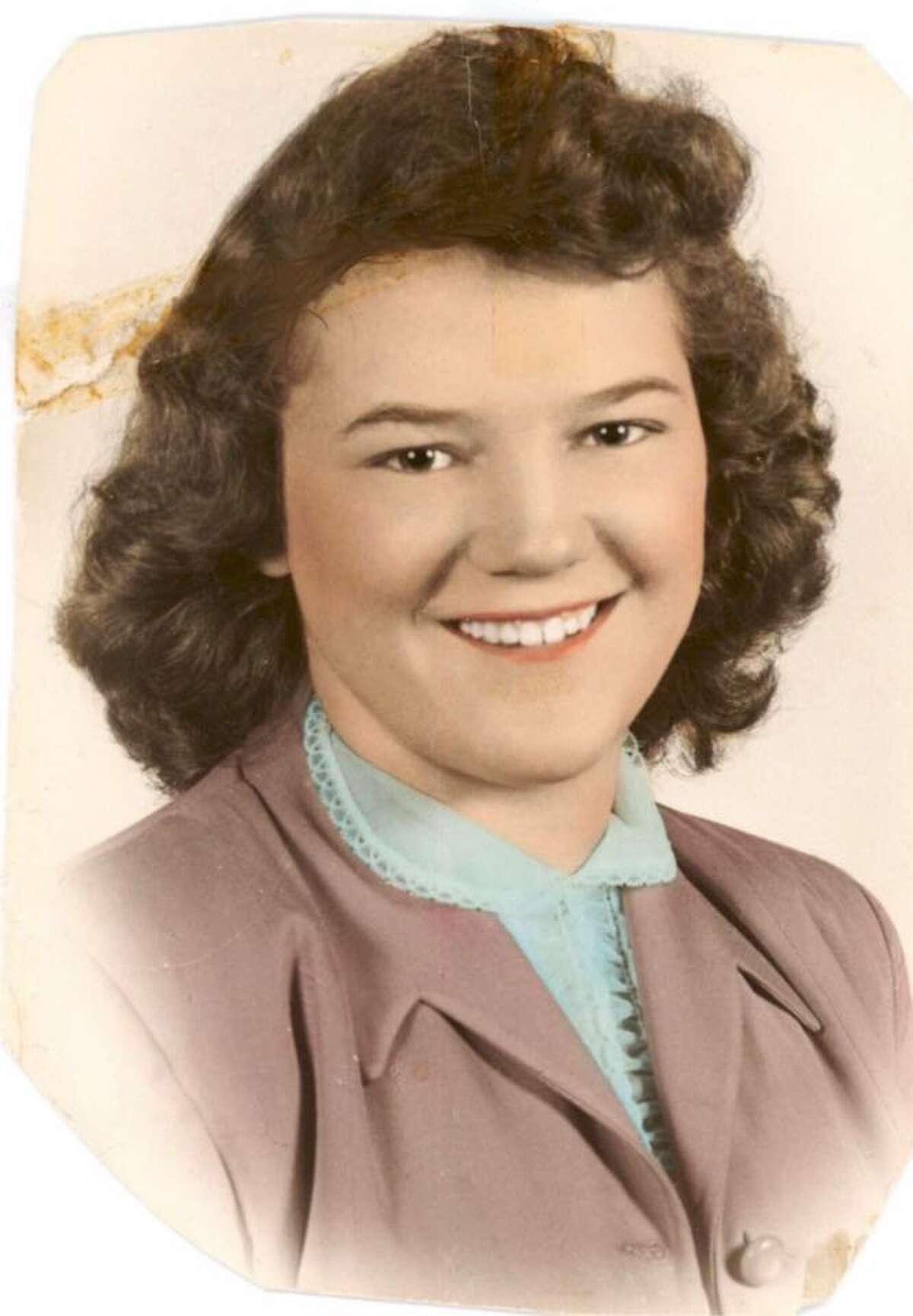 Wanda Pearl (Whited) Campbell