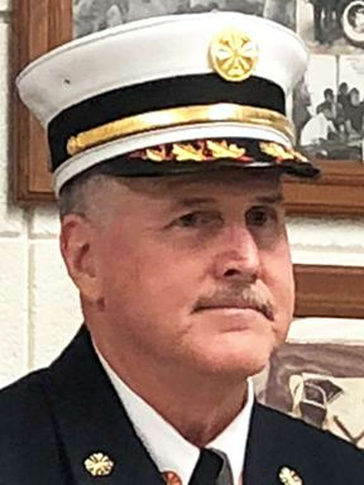 Waterford Director of Fire Services Michael Howley