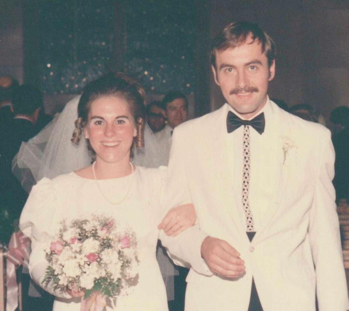 Susan and Gary Rademacher in 1971